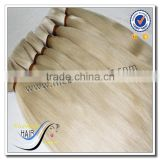 Wholesale 100% virgin human hair blonde hair european bulk hair for braiding                                                                                                         Supplier's Choice