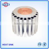 aluminum die casting high bay light housing for led indoor lighting with copper pipes                                                                         Quality Choice