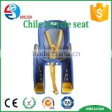 China Supply Cheap plastic chair child bike seat                                                                         Quality Choice