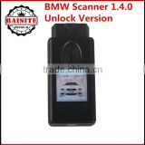 2016 Best Selling auto car diagnostic scanner for bmw scanner 1.4.0 Cheap Auto Scanner V1.4.0 for BMW Unlock Version