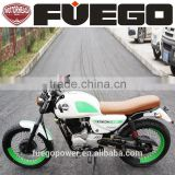 Motorcycle Motos Cafe Racer Bike 150cc SOHC Air Cooling 5 Gears Manual