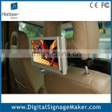 "7"" inch motion sensor digital Bus/Taxi/Car stop video advertising display lcd screens"