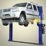 2015 hot sale two posts floor-plate lift/2 posts hydraulic auto lift/launch car lift