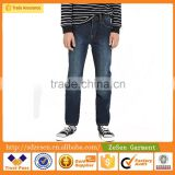 Kid Clothes At High-quality Supplier Patched Hole In Your Straight Jeans For Children Boy