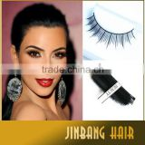 wholesale handmade high quality luxury mink fur fake eyelash private label 3D mink eyelash extension