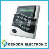 Access control time record student attendance management system support 2500 card holders