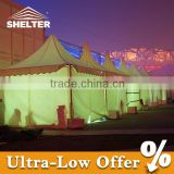 4x4m Span safari tent for sale