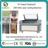 SM1290 120*90 nonmetal engraving and cutting leadshine driving up and down table honeycomb red dot auot focus laser 1290 rotary                                                                         Quality Choice