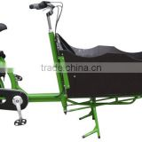 New type electric mini dumper/laboring saving cargo electric cart/electric mining diesel tricycle cargo bike