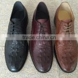 2015 leather shoes Leather dress shoes With PU material Suit rubber soles of shoes
