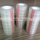 China factory high quality OPP packing tape for stationery hot sales