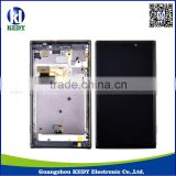 Original LCD Touch Digitizer Complete,LCD Screen for nokia lumia 925 Dispaly with frame Assembly