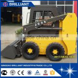 500kg hot small mini skid steer loader with digger,auger,dozer,trencher for sale, JC35H mini loader
