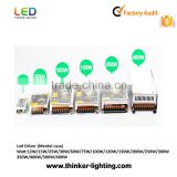 Factory price dc power supply /led driver/mental case led power supply for sale                                                                         Quality Choice
