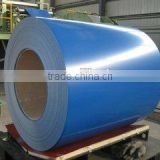 Good quality color coated steel coil / roll