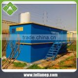 Alibaba China Supplier Mobile domestic sewage treatment plant