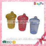 Babypro 2015 China Wholesale Top Selling Products Baby Products Plastic Cup Plastic Cup With Lid PP Cup