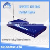gsm gateway auto recharge sk gateway 32/128 human behaviour avoid sim blockage