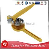 Hand juicer press plastic lemon squeezer