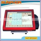 Retail POS Touch Screen Till / Touch POS Terminal / Touch Screen POS Machine / Cash Register