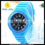 WJ-4471 2015 unique wholesale boys girls SBAO brand plastic cheap children analog watches