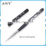 ANY Nail Art Decoration and Rhinestone Getting Dotting Nail Design Tools Wood Handle                                                                         Quality Choice