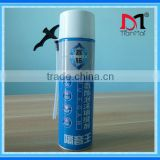 500ml expanding polyurethane foam sealant, sound insulation foam, polyurethane foam manufacturer