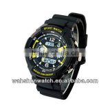 New competitive stop watch brands multi-functional techno sports watch