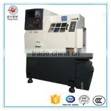 Yixing easy ooperation BY20A high precision new condition cnc lathe machine