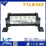 free replacement !led light bar 22v led car logo door led work light bar