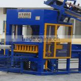 Simple operated automatic building blocks making machine QT5-15 semi-automatic block machine