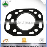 Farm diesel engine spare parts good performance S195 metal cylinder head gasket for diesel engine