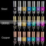 Hot Selling Electronic cigarette Drip tips 510 drip tips ego ce4/ce5/disposable drip tip
