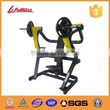 gym machine LJ 5706A Chest Press pure strength plate loaded