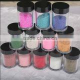 Nail Art Caviar DIY Colorful Glitter Glass Bead caviar