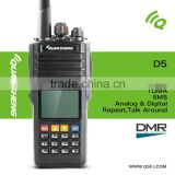 DMR digital radio UHF VHF amateur two way radio TG-D5