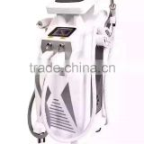 Factory price MY-L88 Multifunction opt 4 in 1 ipl shr laser hair removal/tattoo removal machine (CE)