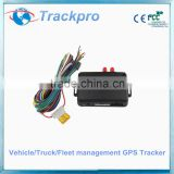 Car GPS Tracking System, Fleet Management with Tracker Roaming in Different GPRS Network