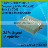 Gsm signal amplifier widely used for make calls and sending bulk sms with stronger signal