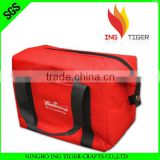 Hot Sales 2015 For Promotion Imprint Logo Lunch Nylon Or Non Woven Bag In Box Wine Cooler Dispenser