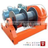 China double drum hand winch for ship
