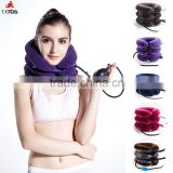 fashion cervical traction collar office worker neck brace Inflatable Cervical Collar covers