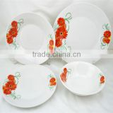 ceramic-breakfast-dinnerware-set 16pcs dinner set porcelain
