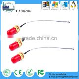 Hot offer gsm/gps/gprs module U.FL to SMA rf cable assembly