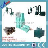 Waste recycling manufacturer wood charcoal briquette making line with factory price