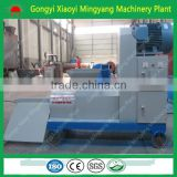 high efficient free test running wood sawdust biomass log briquette pressing machine with CE