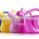 Garden tools plastic animal kids snail watering pot
