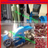 bagasse/ peanut shells crushing machine for charcoal process
