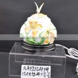home decoration ceramic electric oil burner lamp with aromatheraphy function
