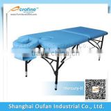 Acrofine aluminium ayurveda massage table lightweight massage table
